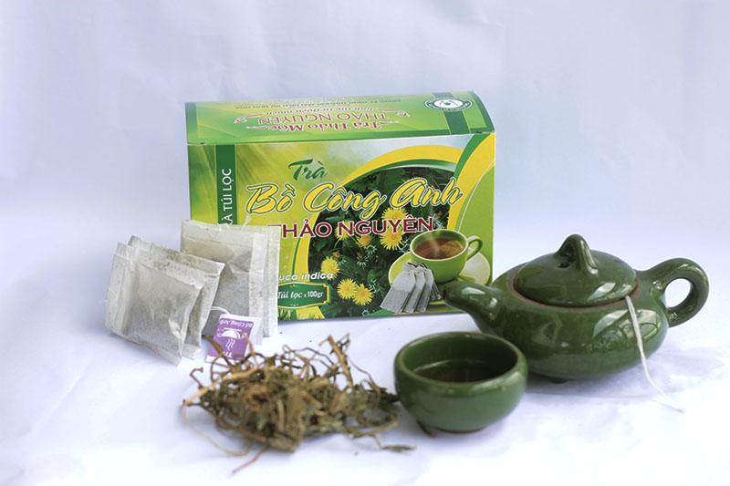 Thao Nguyen dandelion Tea 1 1