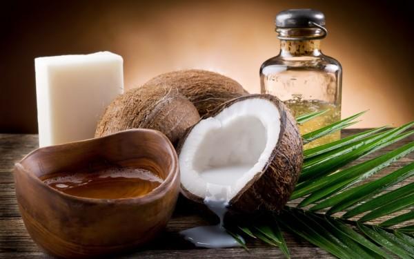 nguyên liệu làm dầu dừa