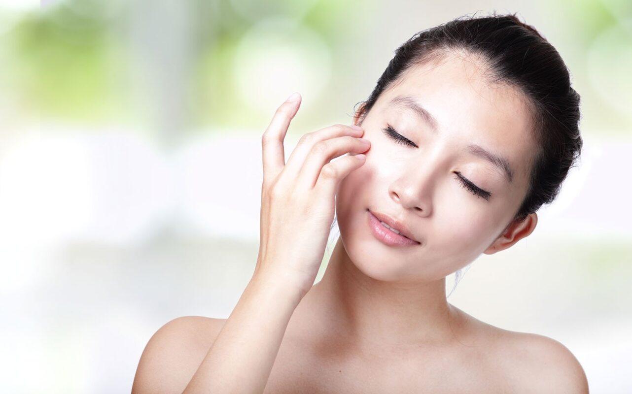 chăm sóc da mặt với sản phẩm Trần Mao