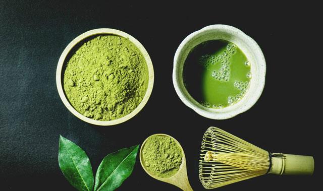 Độ tan bột matcha trà xanh