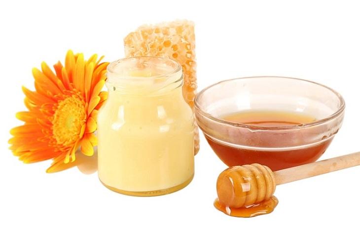 cách sử dụng sữa ong chúa trực tiếp