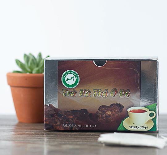 trà hà thủ ô đỏ  thảo nguyên