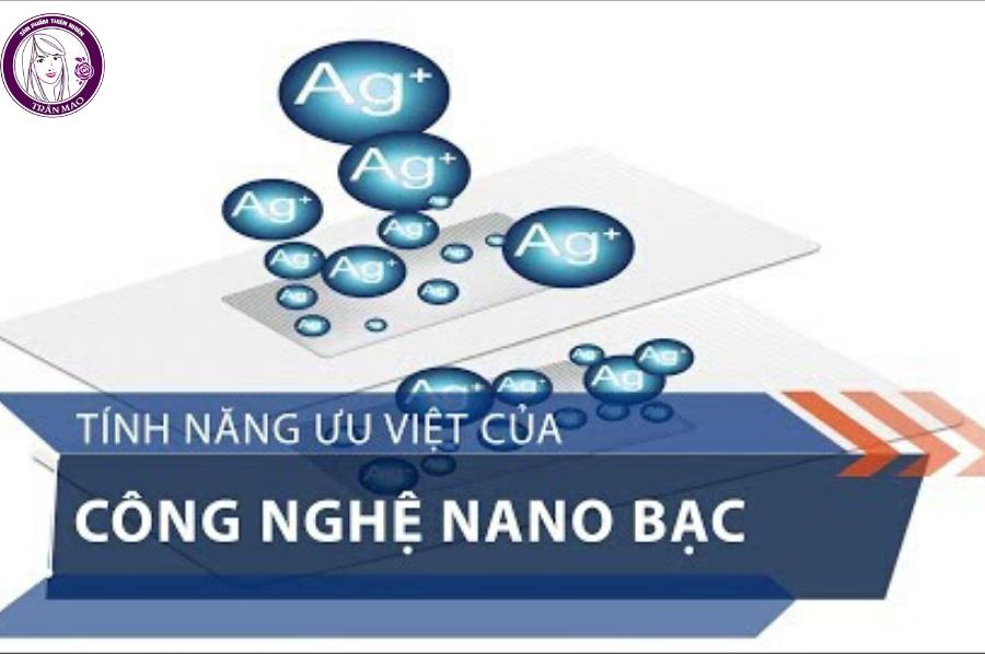 Nano bạc diệt khuẩn