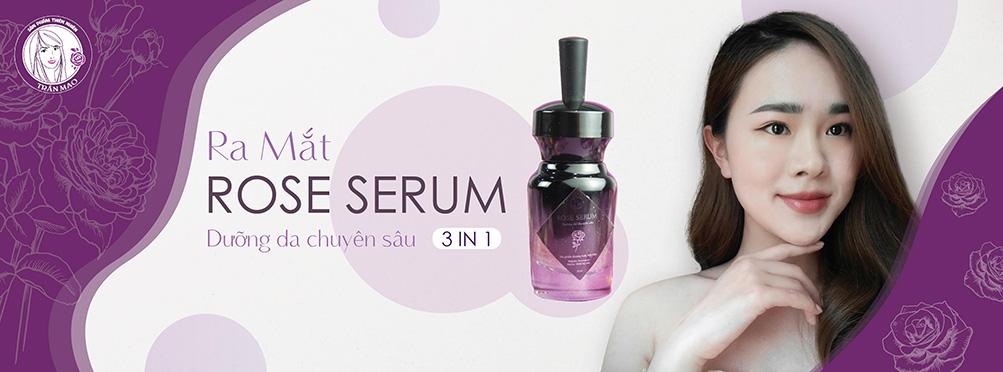 Rose Serum - Dưỡng da chuyên sâu