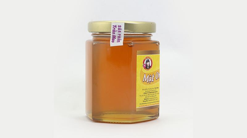 mật ong nguyên chất Trần Mao
