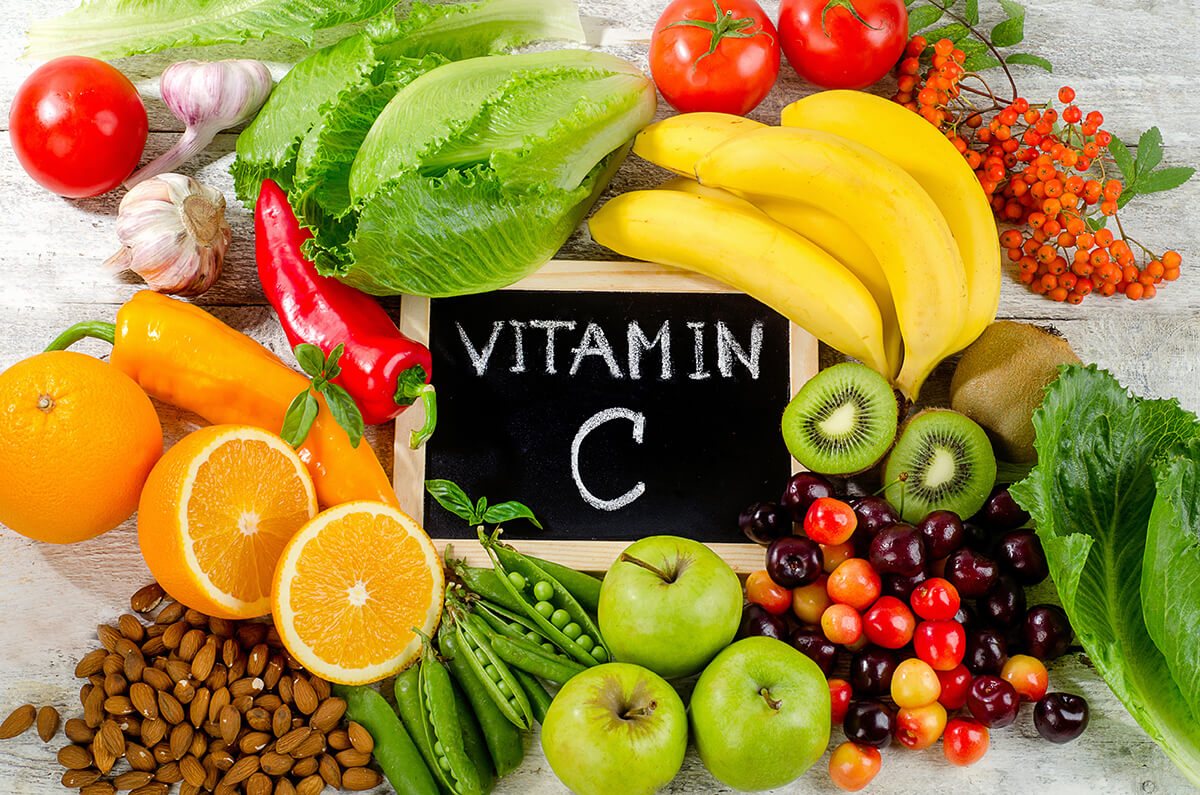 Vitamin c là thực phẩm do người bị viêm xoang
