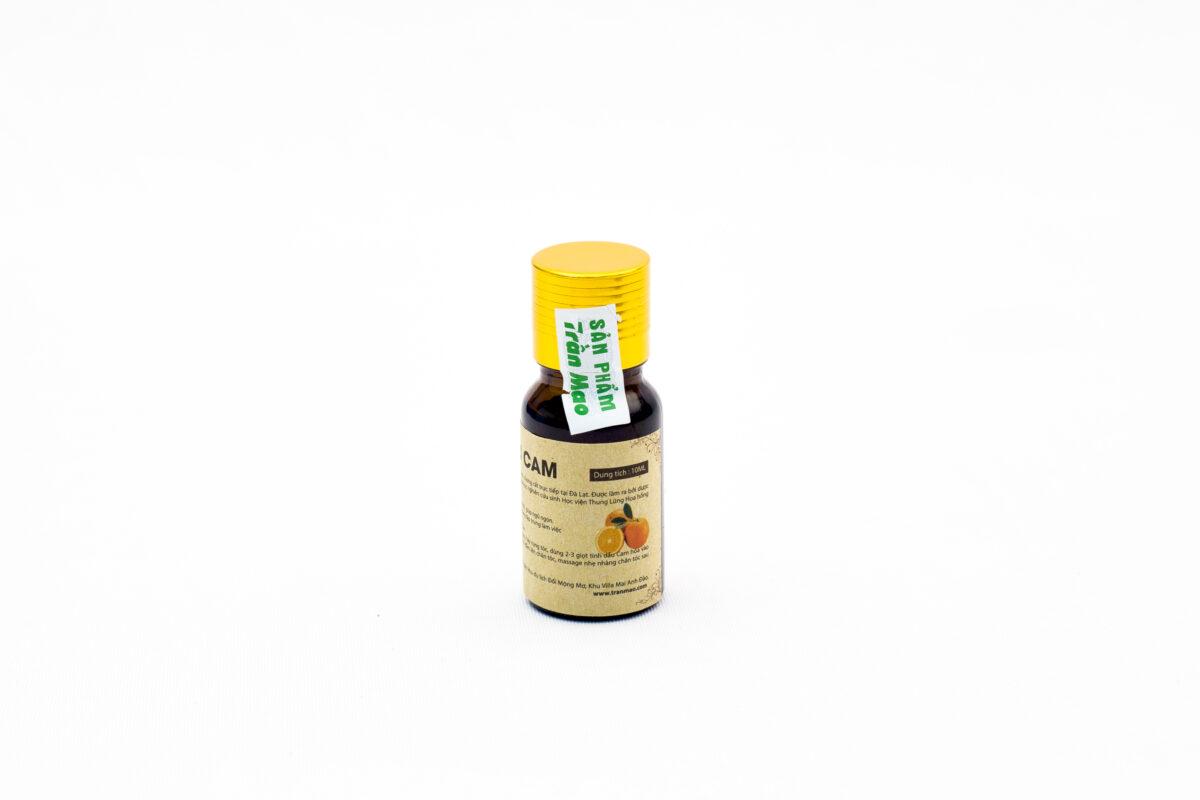 Tinh dầu Cam giúp giảm mệt mỏi cực kì hiệu quả.