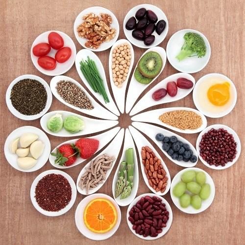 cân bằng dinh dưỡng cho cơ thể
