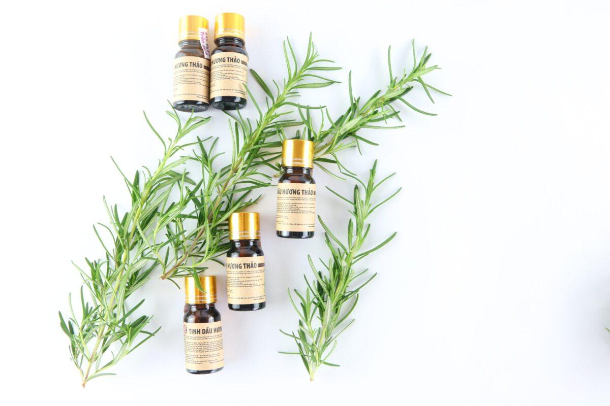 sản phẩm tinh dầu hương thảo