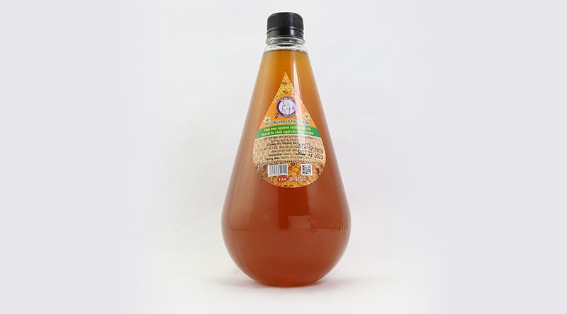 mật ong hoa cà phê trần mao 1