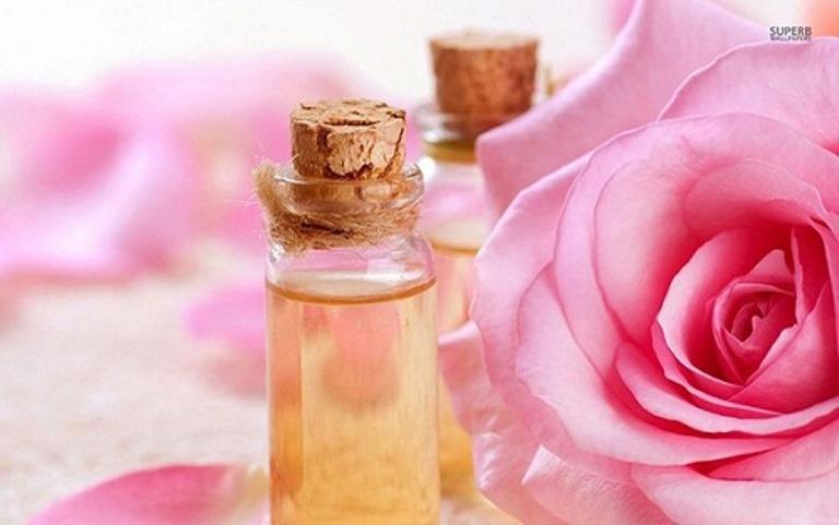 thành phần tinh dầu hoa hồng
