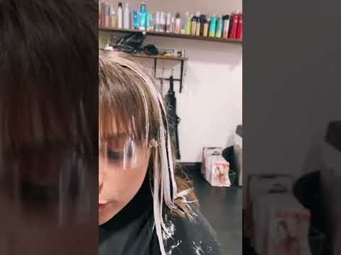 Thuốc nhuộn tóc