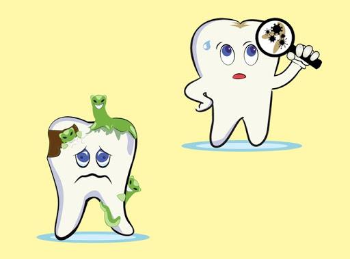 Thảo mộc trị sâu răng