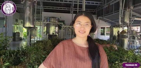 Trần Mao nữ hoàng nông sản